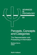Percepts, Concepts and Categories