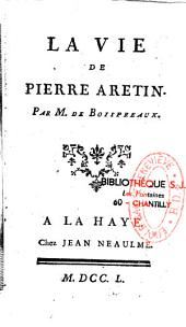 La Vie de Pierre Arétin