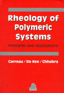 Rheology of Polymeric Systems