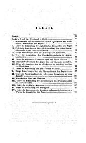 Abhandlungen aus dem Gebiete der Augenheilkunde: Band 1