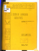 A Study of Library Facilities in Muncie and Delaware County, 1971-1974