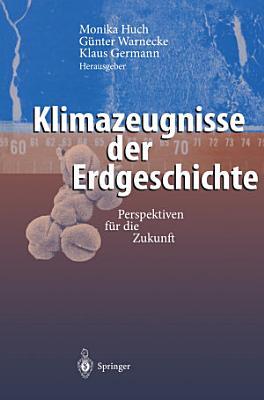 Klimazeugnisse der Erdgeschichte PDF