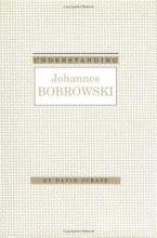 Understanding Johannes Bobrowski PDF