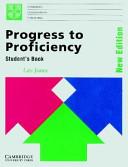 Progress to Proficiency Student s Book