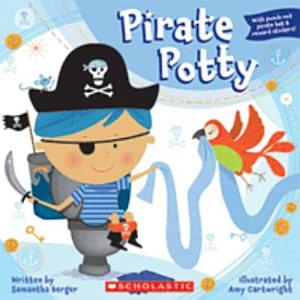 Pirate Potty