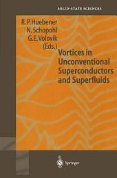 Vortices in Unconventional Superconductors and Superfluids
