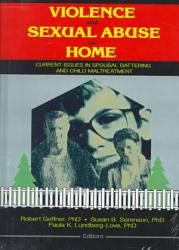 Violence And Sexual Abuse At Home Book PDF