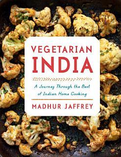Vegetarian India Book