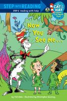 Now You See Me     Dr  Seuss Cat in the Hat  PDF