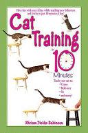Cat Training in 10 Minutes Book