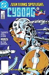 Teen Titans Spotlight (1986-) #20