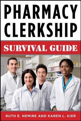 Pharmacy Clerkship Manual PDF