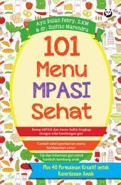 101 Menu MPASI Sehat