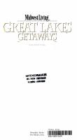 Midwest Living Great Lakes Getaways PDF