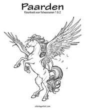 Paarden Kleurboek voor Volwassenen 1 & 2