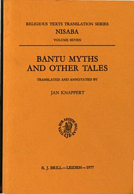Bantu Myths and Other Tales PDF