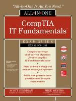 CompTIA IT Fundamentals All in One Exam Guide  Exam FC0 U51  PDF