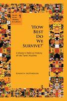 How Best Do We Survive     PDF
