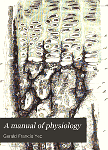 A Manual of Physiology PDF