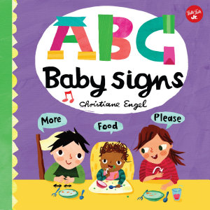 ABC for Me  ABC Baby Signs Book
