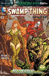 Swamp Thing (2011-) #13