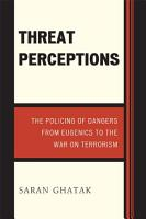 Threat Perceptions PDF