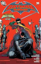 Batman and Robin (2009 - 2011) #10
