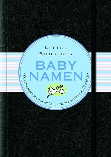 Little Black Book der Babynamen PDF