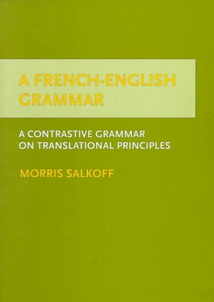 Download A French English Grammar Book