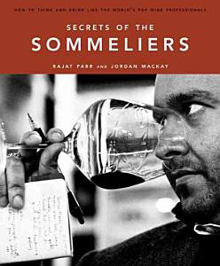 Secrets of the Sommeliers Book