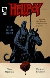 Hellboy: The Wild Hunt #1