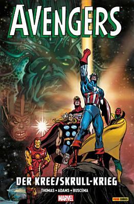 Avengers   Der Kree Skrull Krieg PDF