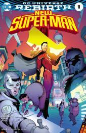 New Super-Man (2016-) #1