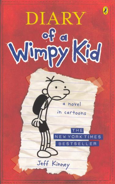 Download Diary of a Wimpy Kid Book