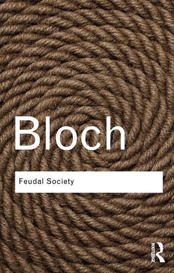 Feudal Society PDF