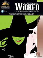 Wicked: Piano Play-Along, Volume 46