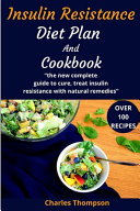 Insulin Resistance Diet Plan And Cookbook Book