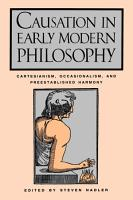 Causation in Early Modern Philosophy PDF