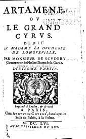 Artamène, ou, Le grand Cyrus: Volume10