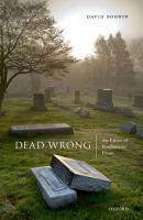 Dead Wrong PDF
