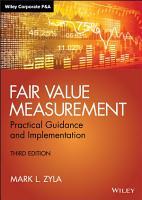 Fair Value Measurement PDF