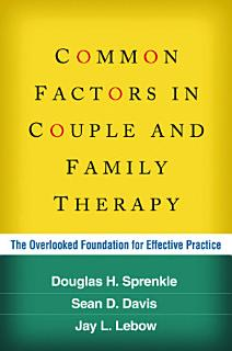 Common Factors in Couple and Family Therapy Book