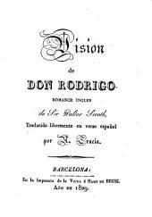 Visión de don Rodrigo