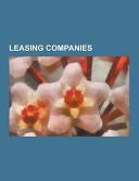 Leasing Companies PDF