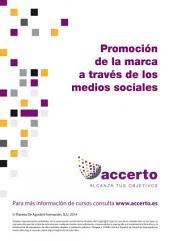 Promoción de la marca a través de los medios sociales