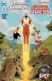 Adam Strange/Future Quest Special (2017-) #1