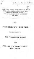 The Fisherman s Refuge for the Whole of the Yorkshire Coast from Redcar to Bridlington  Inclusive PDF