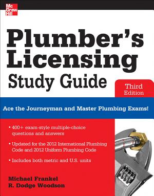 Plumber s Licensing Study Guide  Third Edition