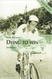 Dying to Win: Doping in Sport and the Development of Anti-doping Policy, Volume 996