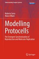 Modelling Protocells PDF